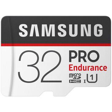 Samsung 32GB PRO Endurance UHS-I microSDHC Memory Card, , large