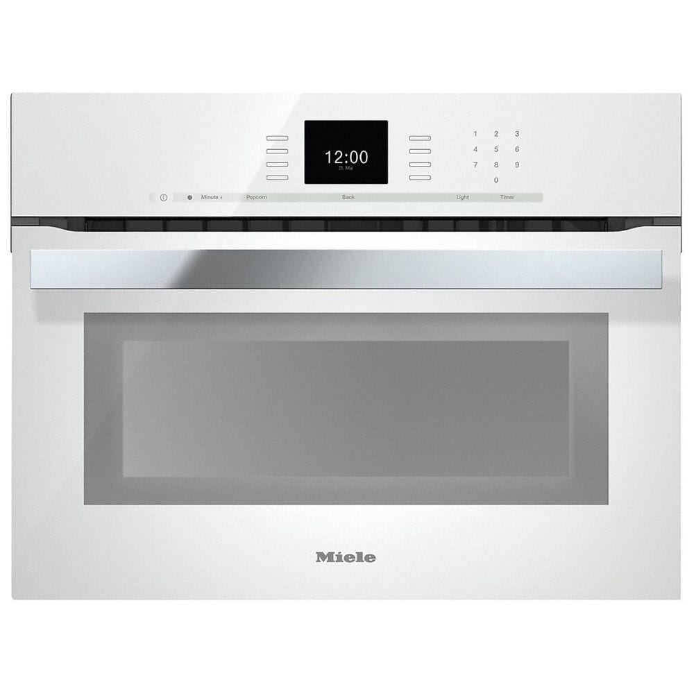 """Miele 24"""" Speed Oven with Combines in Brilliant White, , large"""