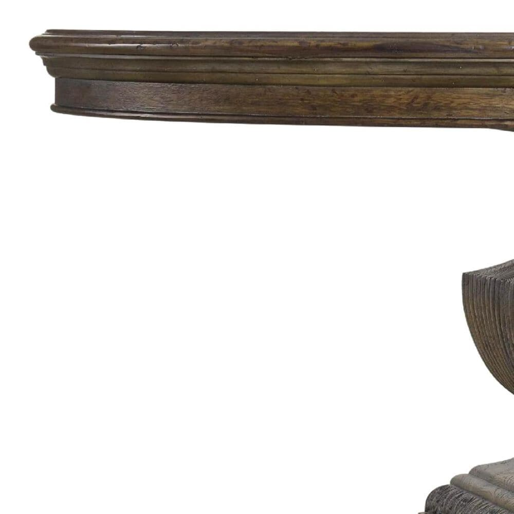 """Hooker Furniture Rhapsody 72"""" Round Dining Table in Reclaimed Natural - Table Only, , large"""