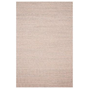 "Loloi Cole COL-02 1'6"" Square Blush and Ivory Rug, , large"