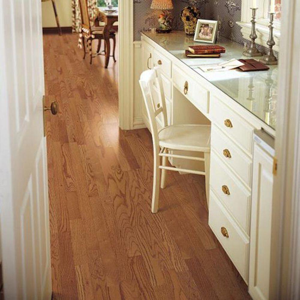 "Bruce Eddington Plank 3 1/4"" Solid Hardwood in Butterscotch, , large"