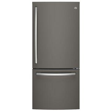 GE Appliances 20.9 Cu. Ft. Bottom Freezer Refrigerator, , large