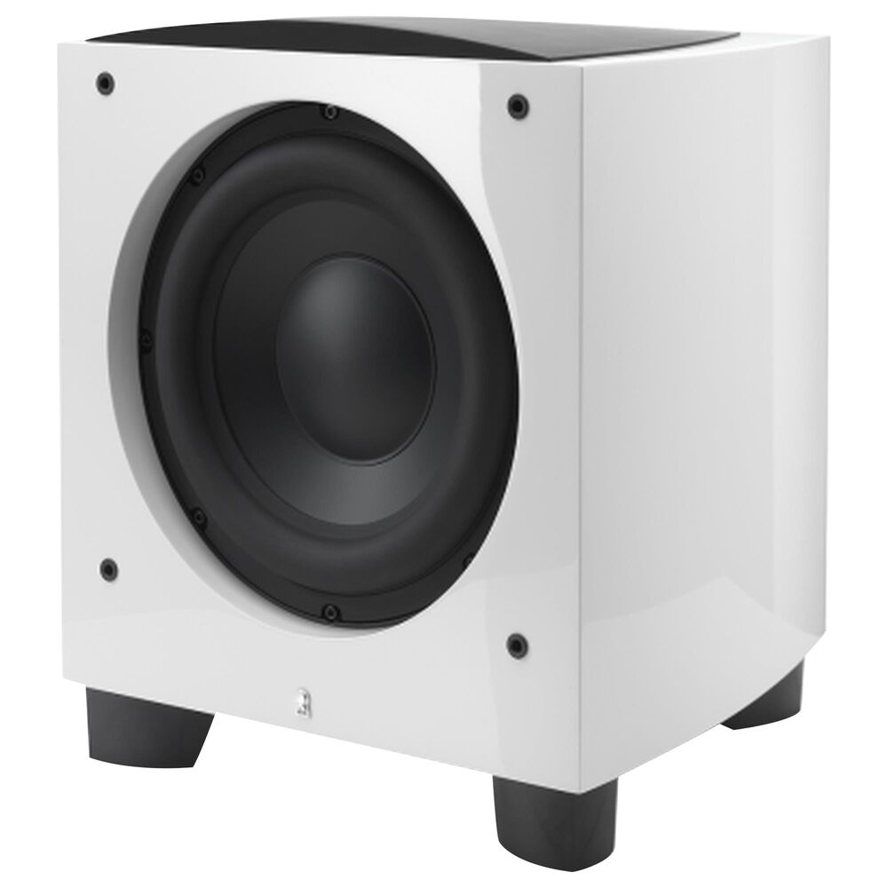 "Revel 12"" 1000W Powered Subwoofer in White, , large"