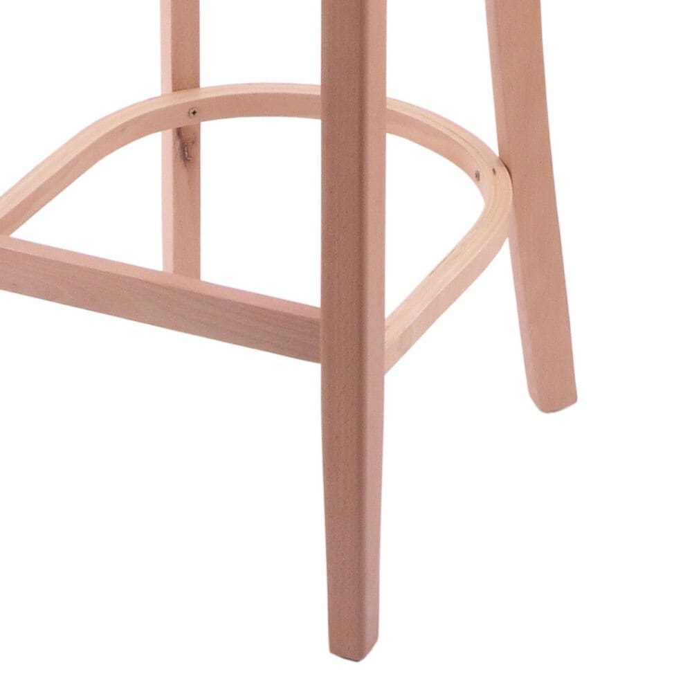 """Holland Bar Stool 3120 30"""" Bar Stool with Natural Finish and Canter Bordeaux Seat, , large"""