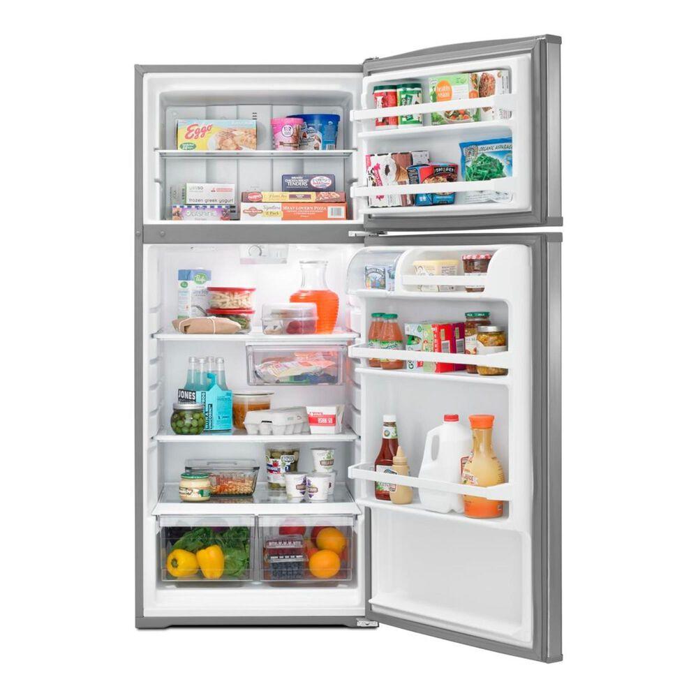 Whirlpool 16 Cubic Feet Top Freezer Refrigerator, , large