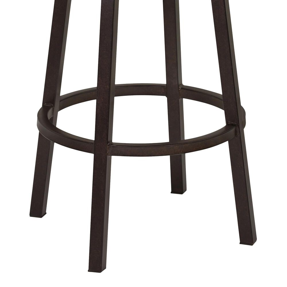 """Blue River Tilden 26"""" Counter Stool in Ford Brown, , large"""