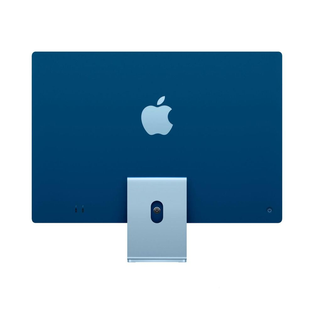 Apple iMac (4.5K Retina, 24-inch, 2021) 7C GPU | 256GB | 2-Port - Blue (Latest Model), , large