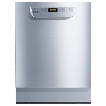 """Miele 24"""" Professional Dishwasher in Stainless Steel, , large"""