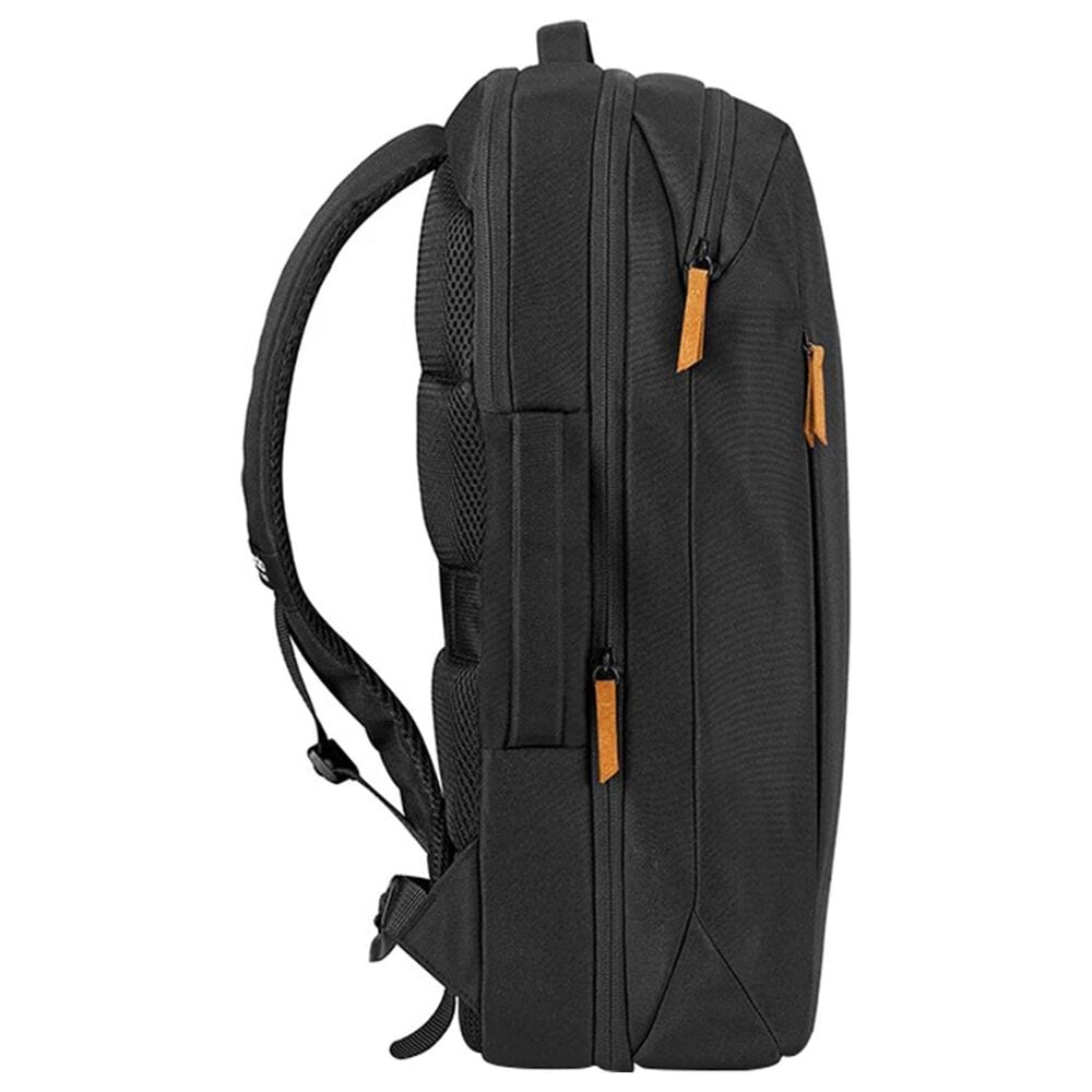 Solo Crosstown Expandable Backpack in Black, , large