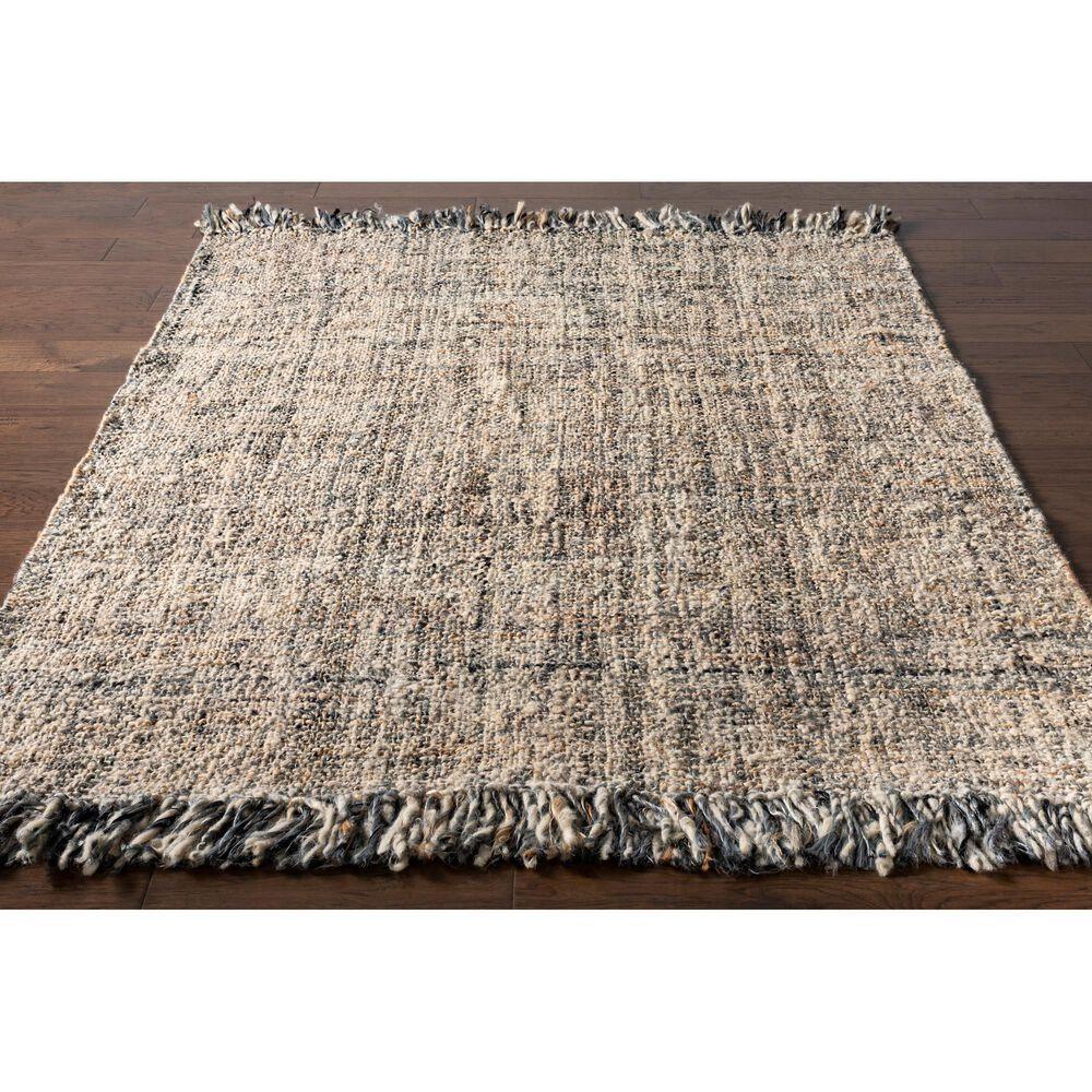 Surya Carpet, Inc. Linden 8' x 10' Gray, Black and Tan Area Rug, , large