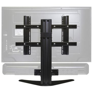 Bluesound Universal TV Stand for Pulse Soundbar in Black, , large