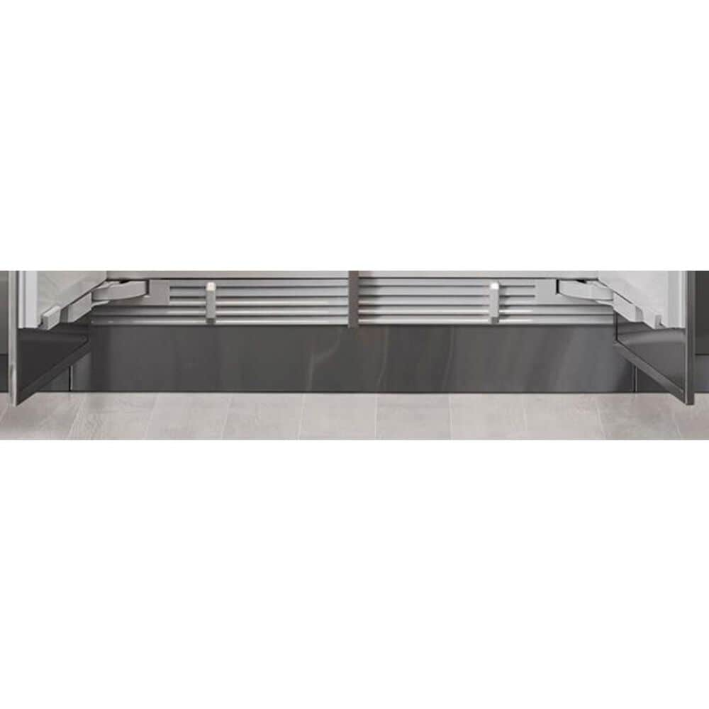 """Sub Zero 66"""" Integrated Kickplate in Stainless Steel, , large"""
