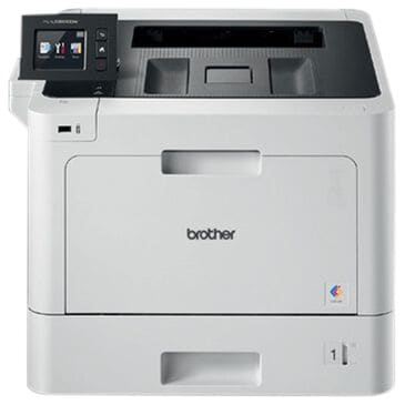 Brother Business Color Laser Printer with Duplex Printing and Wireless Networking, , large