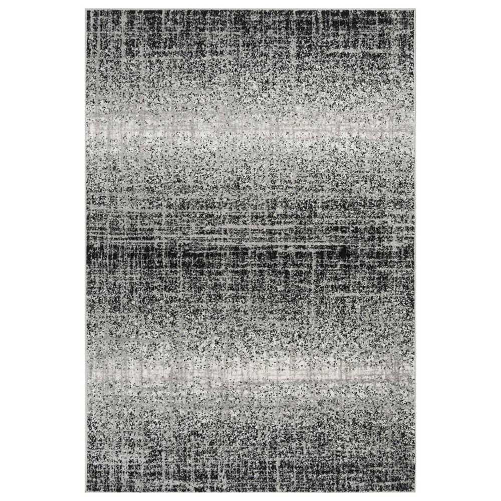 "Safavieh Adirondack ADR116A 5'1"" x 7'6"" Silver and Black Area Rug, , large"