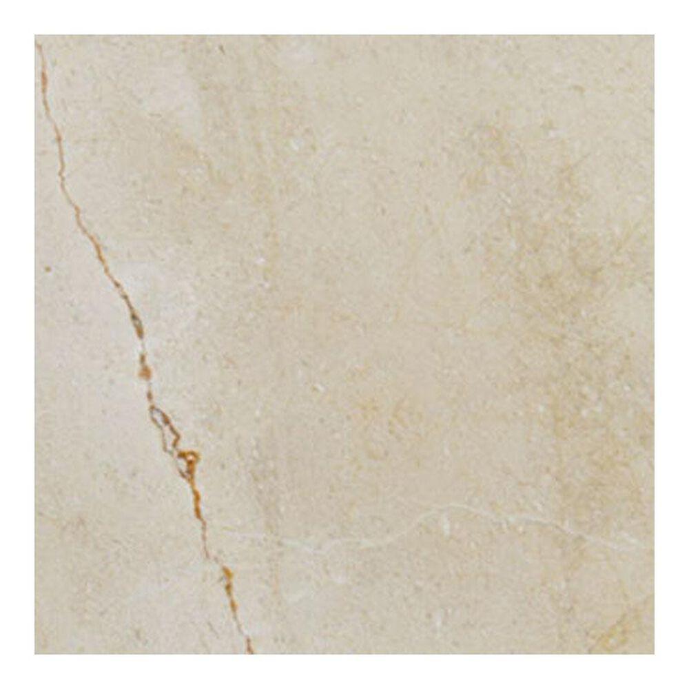 "MS International Crema Marfil Select 18"" x 18"" Honed Natural Stone Tile, , large"
