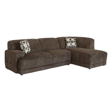 Ball Creek Designs 2 Piece Sectional in Cornell Pewter, , large