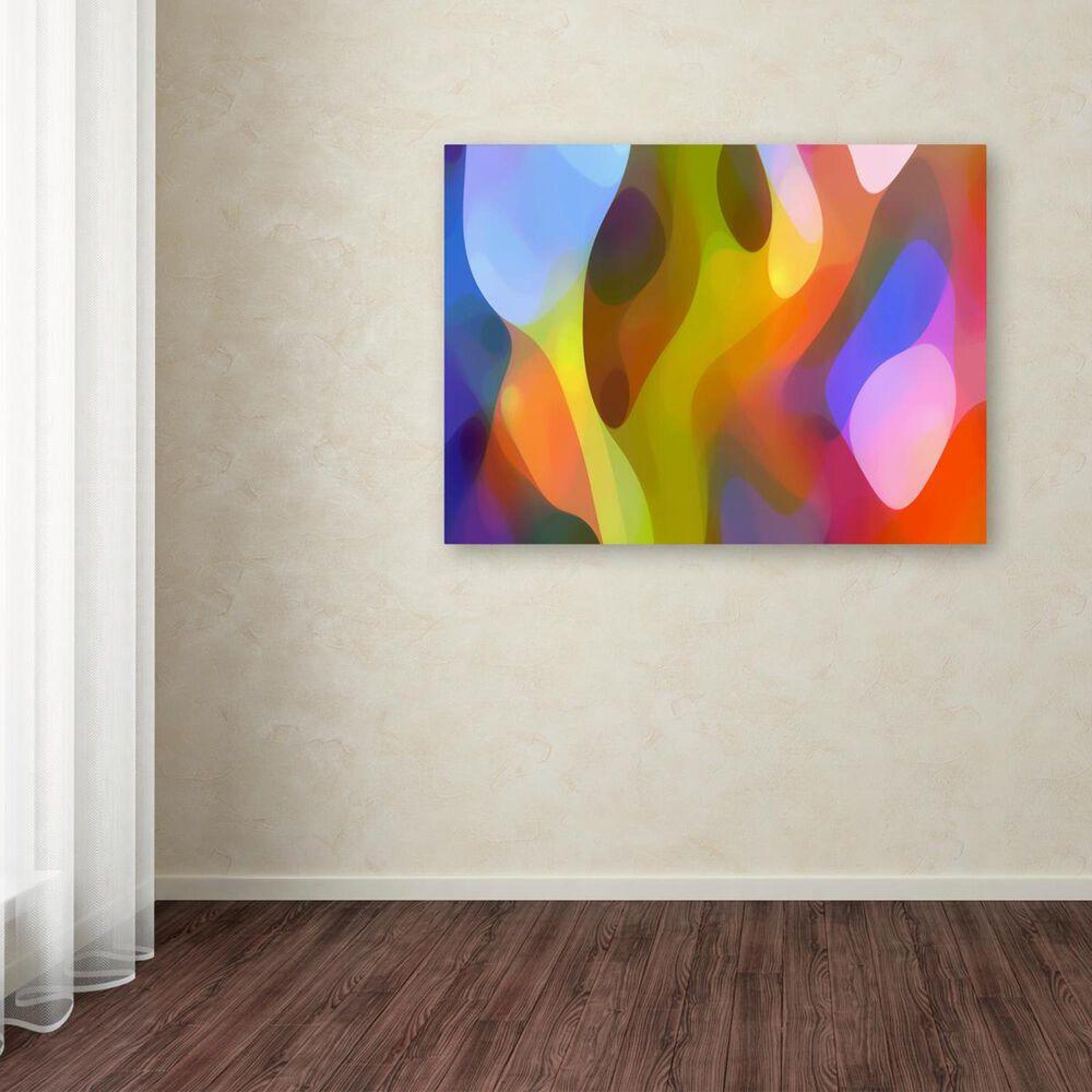 Timberlake Amy Vangsgard 'Dappled Light 2' Canvas Art , , large