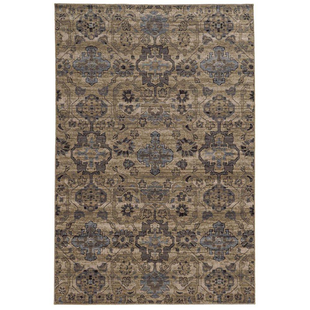 """Oriental Weavers Vintage 4929Y 3'10"""" x 5'5"""" Beige Area Rug, , large"""