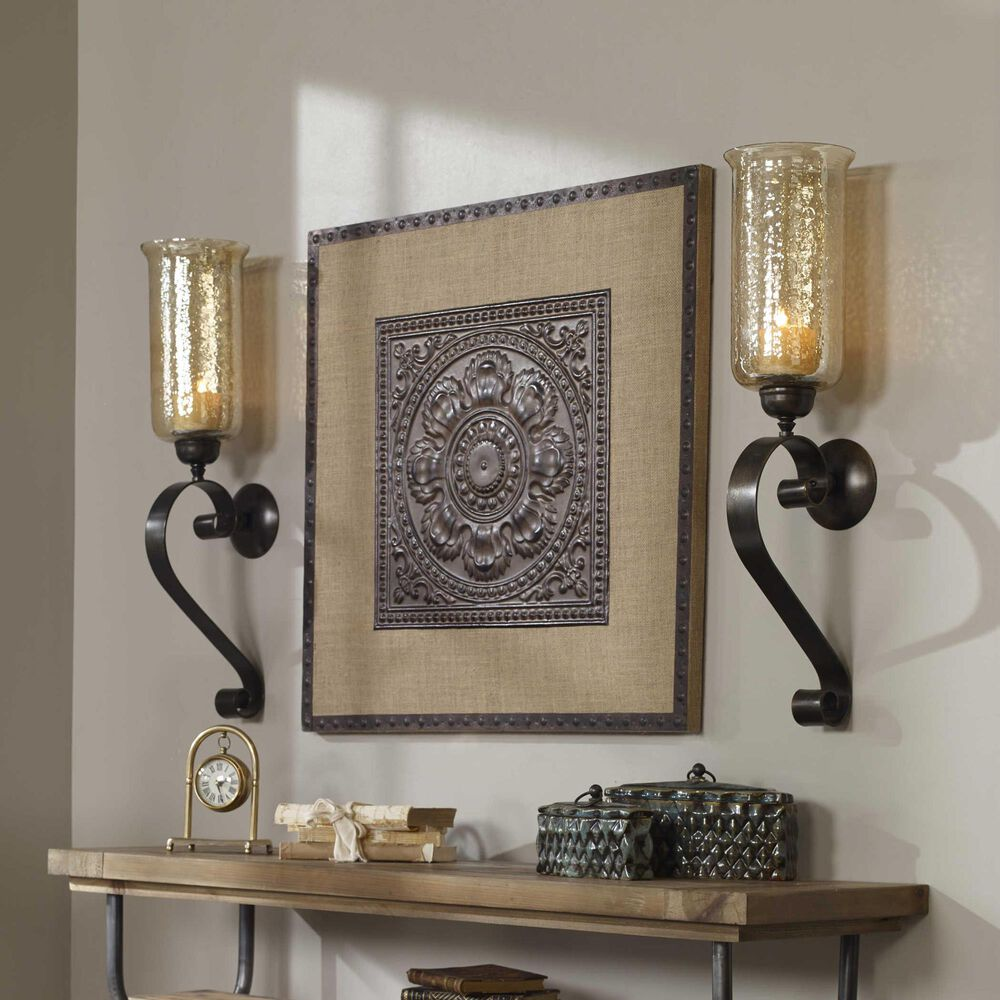 Uttermost Joselyn Wall Sconce, , large