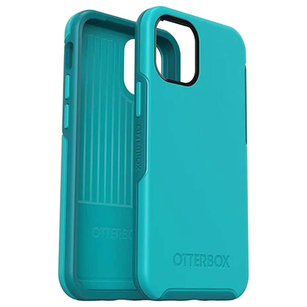 Otterbox Symmetry Series Case for iPhone 12 mini in Rocky Candy Blue, , large