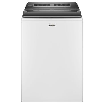 Whirlpool 5.3 Cu. Ft. Top Load Washer with Wifi and Impeller in White, , large
