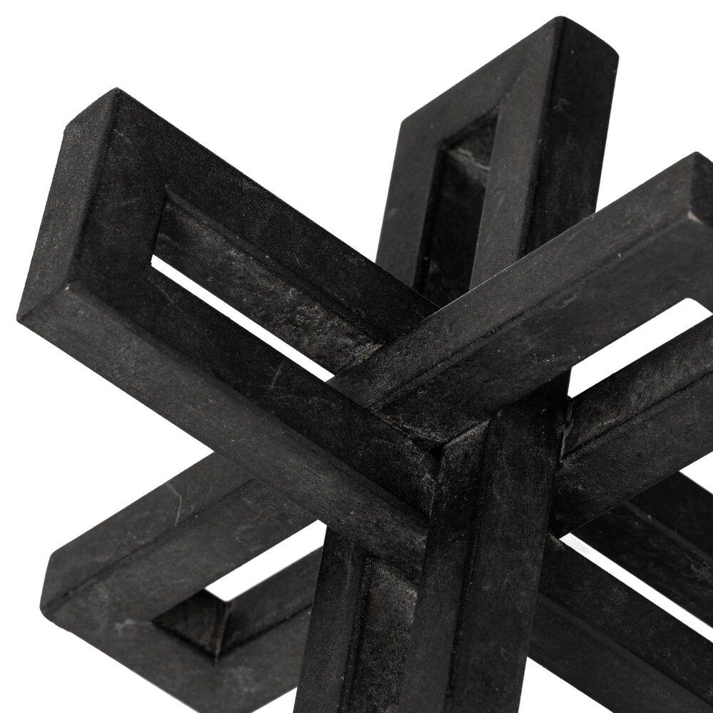 Mercana Aleph Metal Jacks Decor (Set of 3), , large