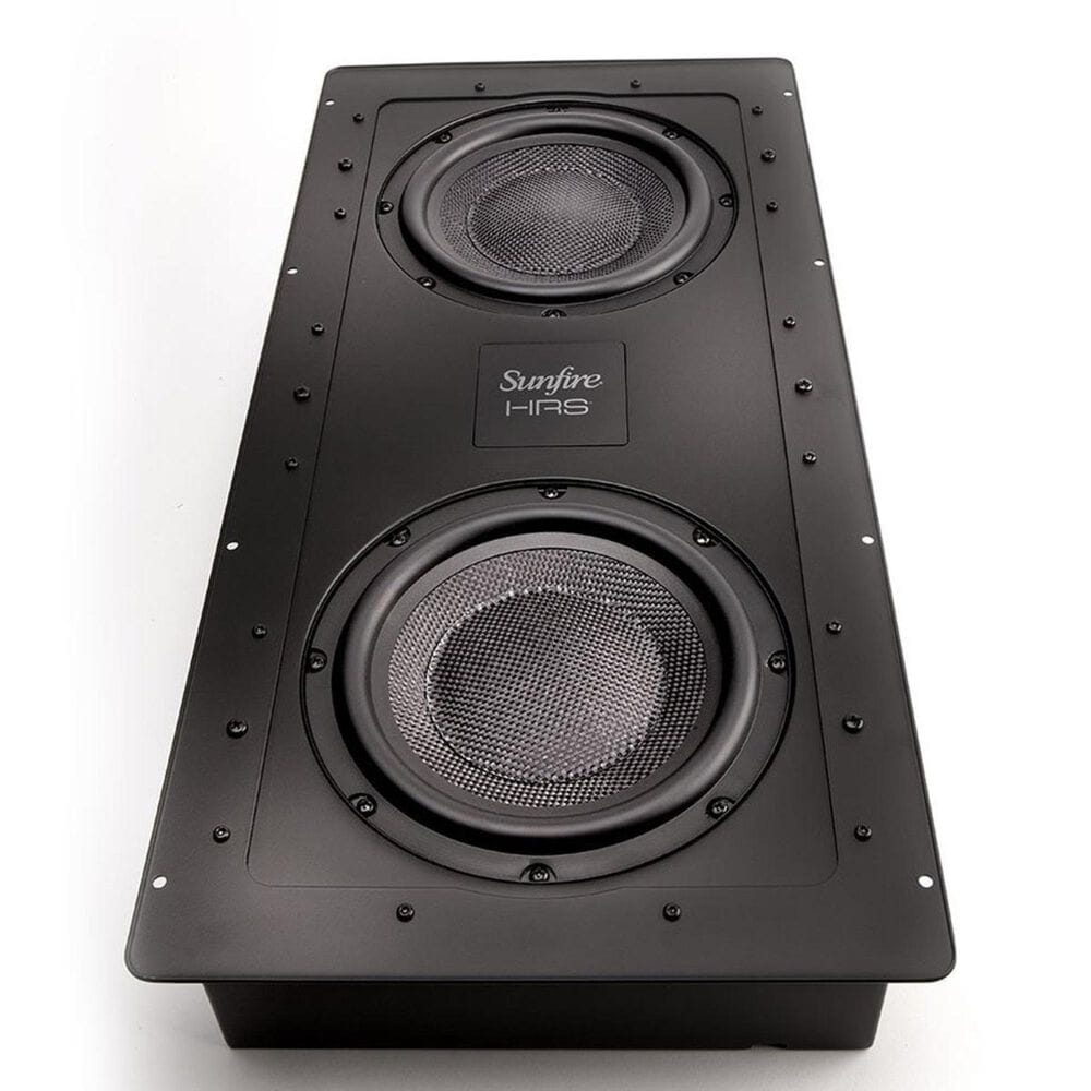 """Sunfire 2 x 8"""" In-Wall Subwoofer, , large"""