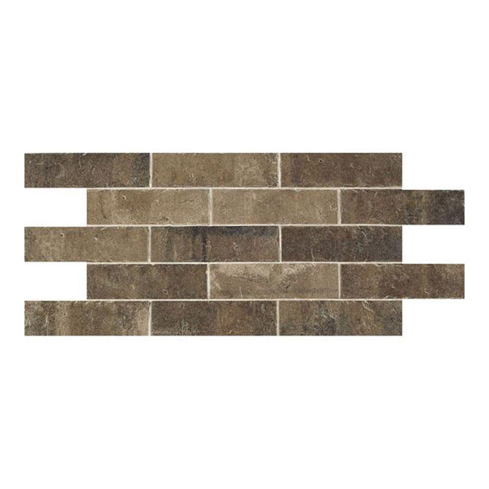 """Dal-Tile Brickwork Corridor 2"""" x 8"""" Ceramic Tile, , large"""