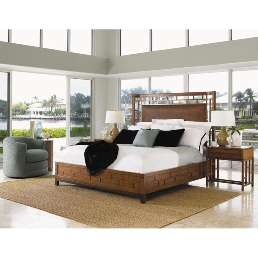 Tommy Bahama Home Ocean Club Paradise Point  Queen Bed, , large