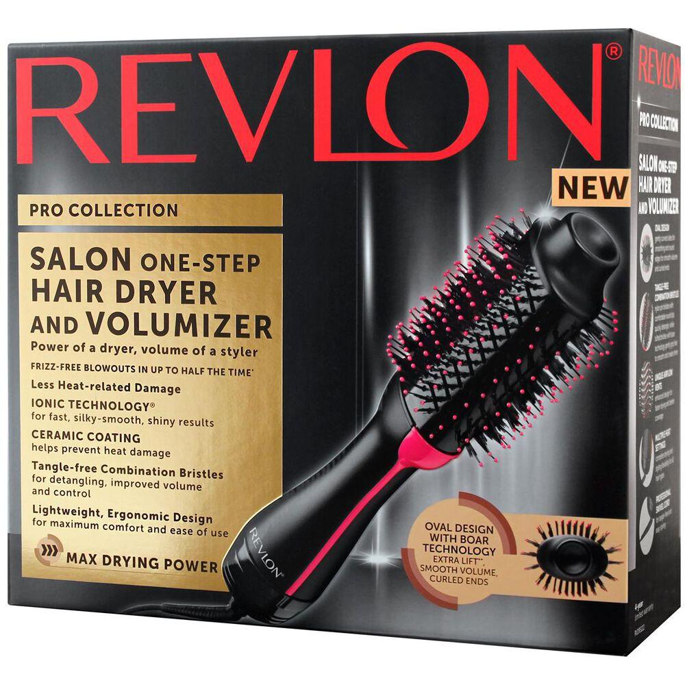 Revlon One-Step Hair Dryer And Volumizer, , large