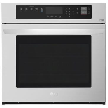 "LG 30"" Electric Wall Oven in Stainless Steel, , large"