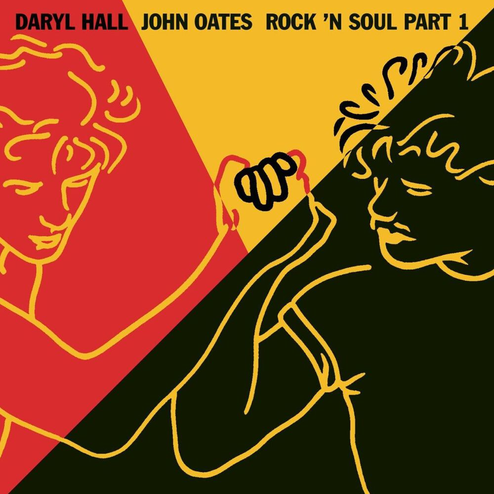 """Hall and Oates - Rock """"n Soul, Pt. 1: Greatest Hits [LP], , large"""