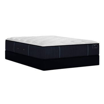 Stearns and Foster Estate Hurston Luxury Plush Queen Mattress with High Profile Box Spring, , large