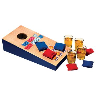 Home Essentials and Beyond Funville Drinking Toss Game with Shot Glasses, , large