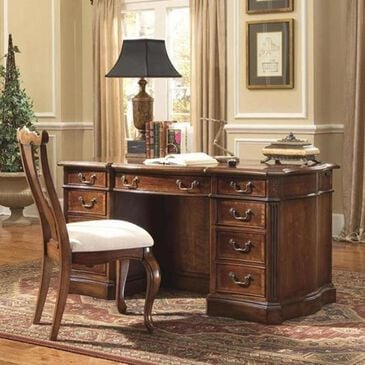 "Hooker Furniture Belle Grove 60"" Desk in Rich Cherry, , large"