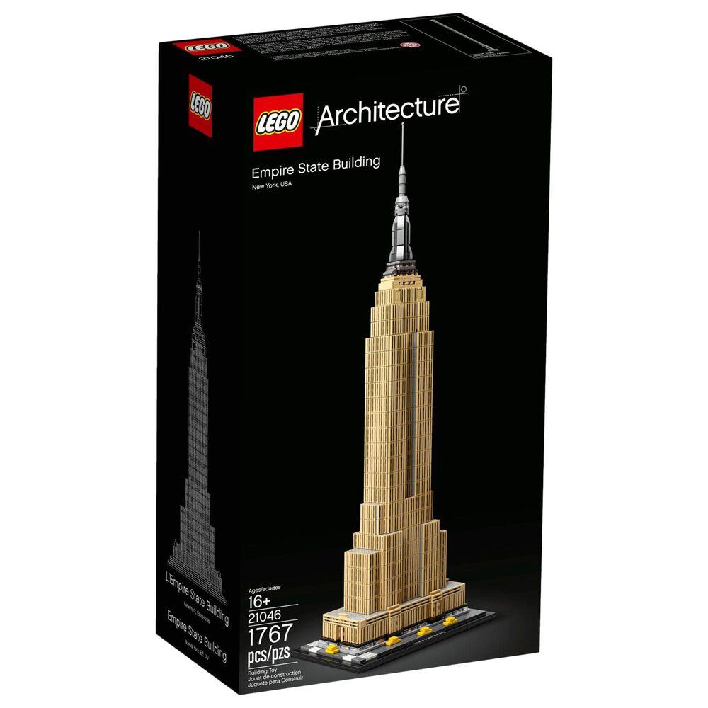 LEGO Architecture Empire State Building Set, , large