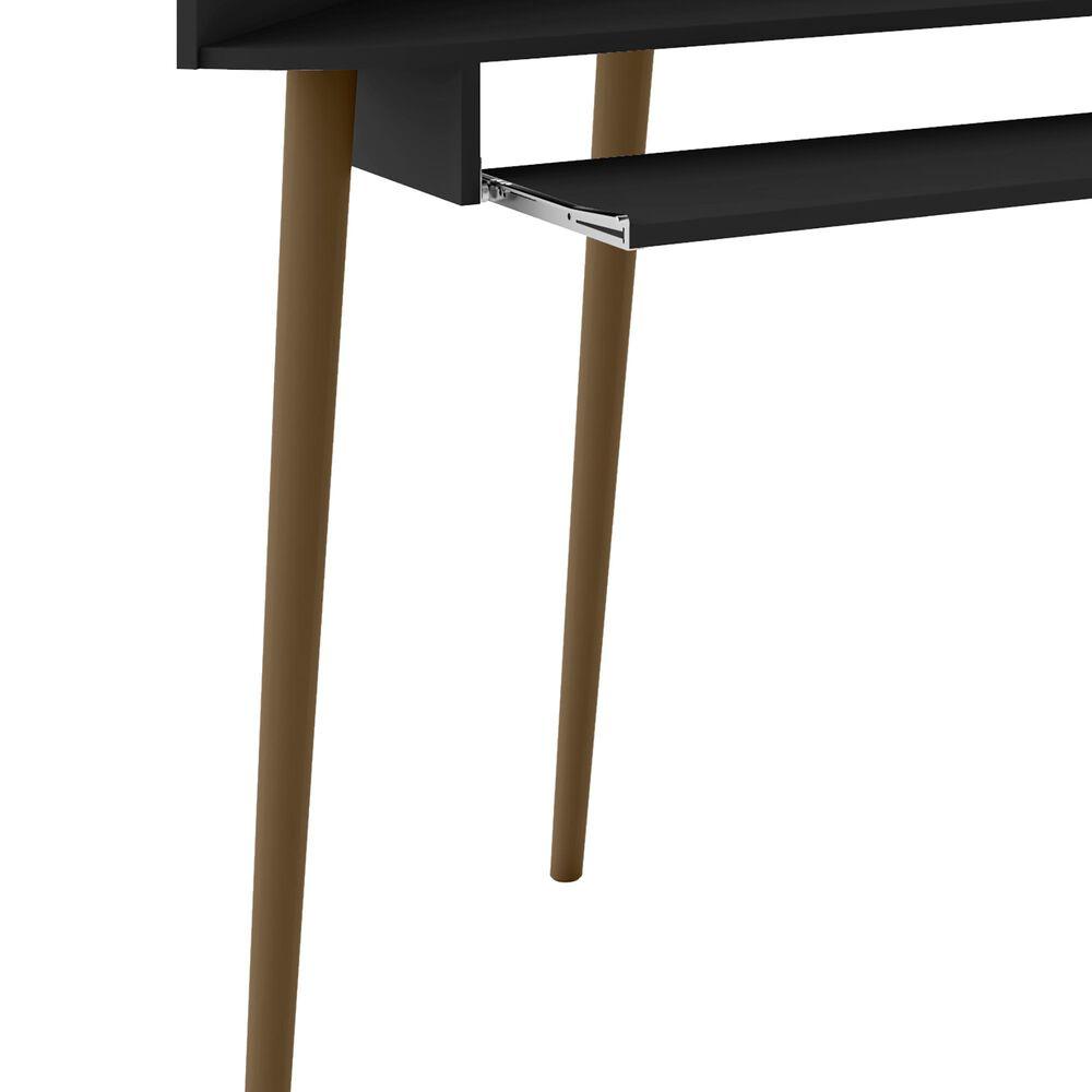 Dayton Bradley Corner Desk in Black, , large