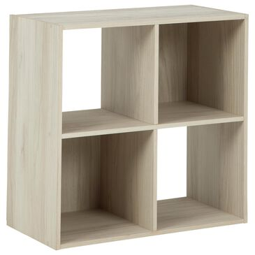 Signature Design by Ashley Socalle 4-Cube Organizer in Natural, , large