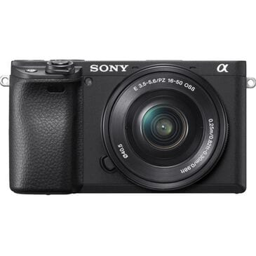 Sony Alpha a6400 Mirrorless Digital Camera with 16-50mm Lens, , large