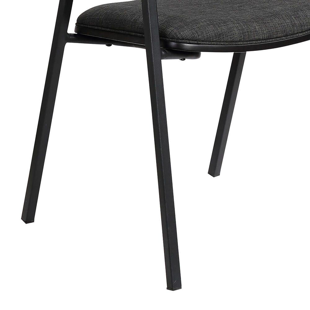 Blue River Austin Dining Chair in Black (Set of 2), , large