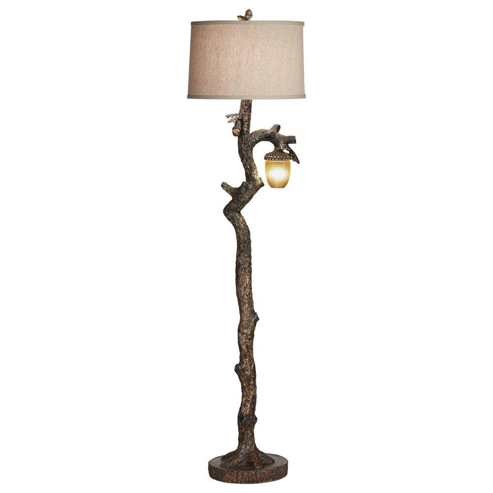 Pacific Coast Lighting Muir Woods Floor Lamp in Natural, , large