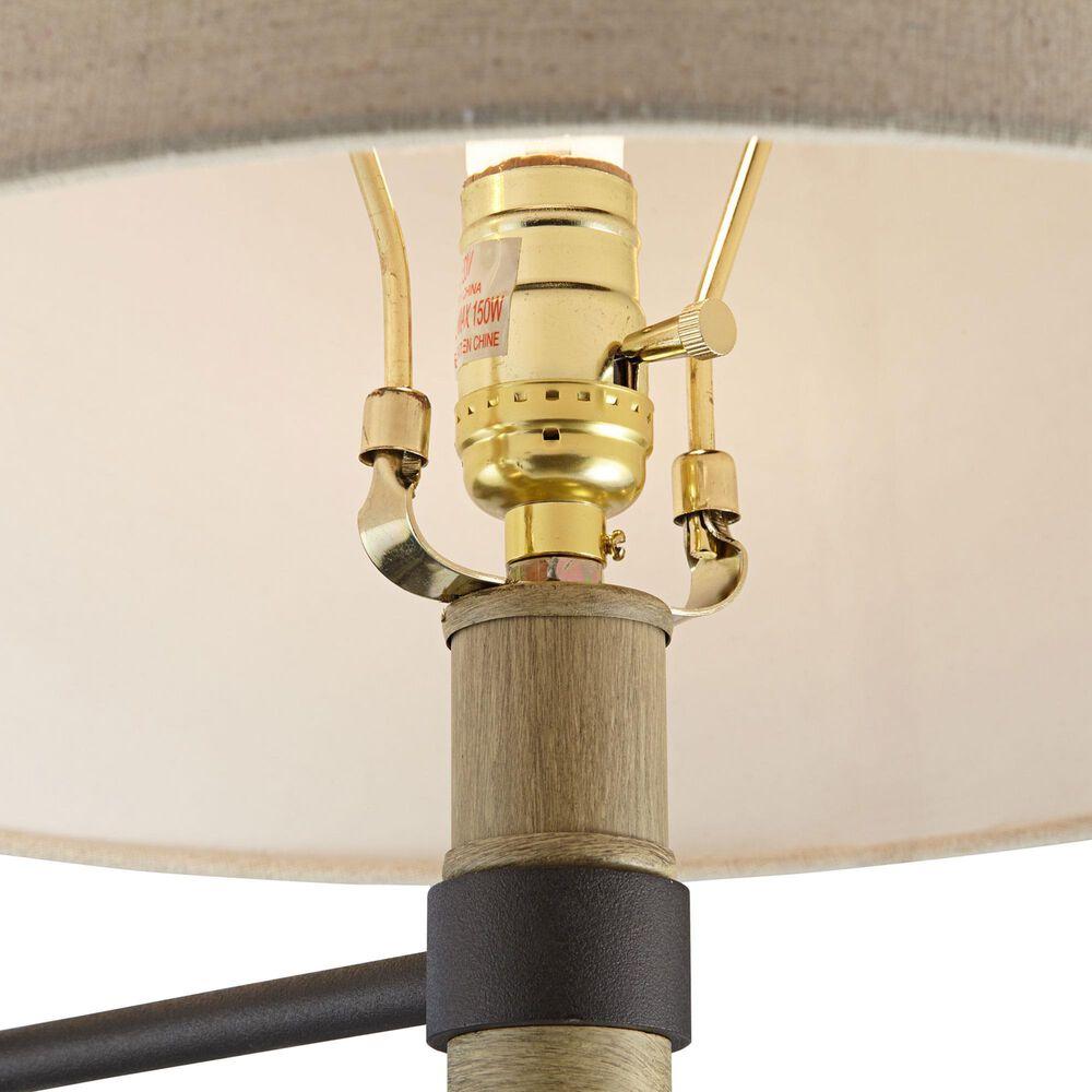 Pacific Coast Lighting Park City Floor Lamp in Gray Wash, , large