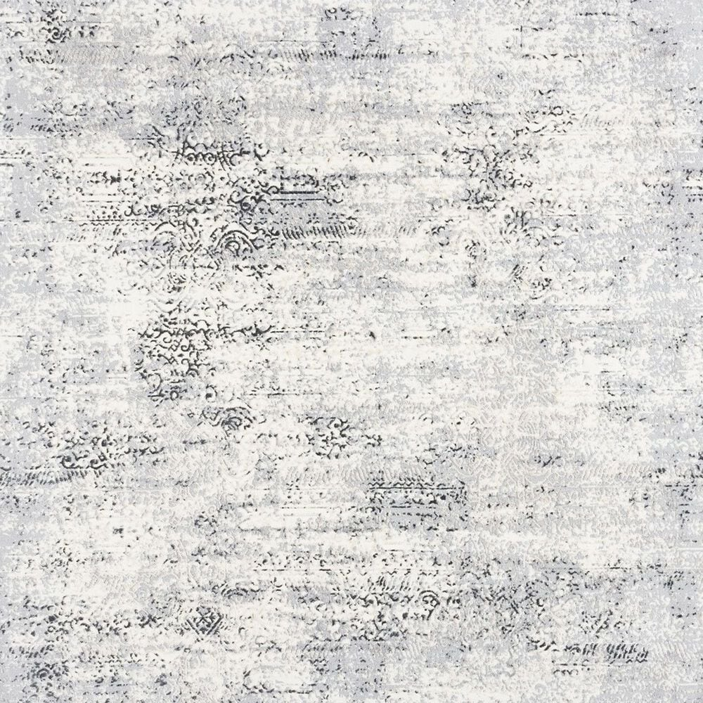 Safavieh Lagoon 2' x 8' Ivory and Gray Runner, , large