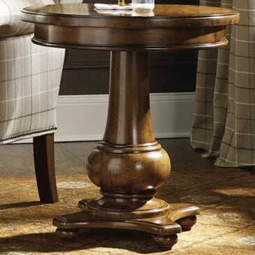Hooker Furniture Tynecastle Round End Table, , large