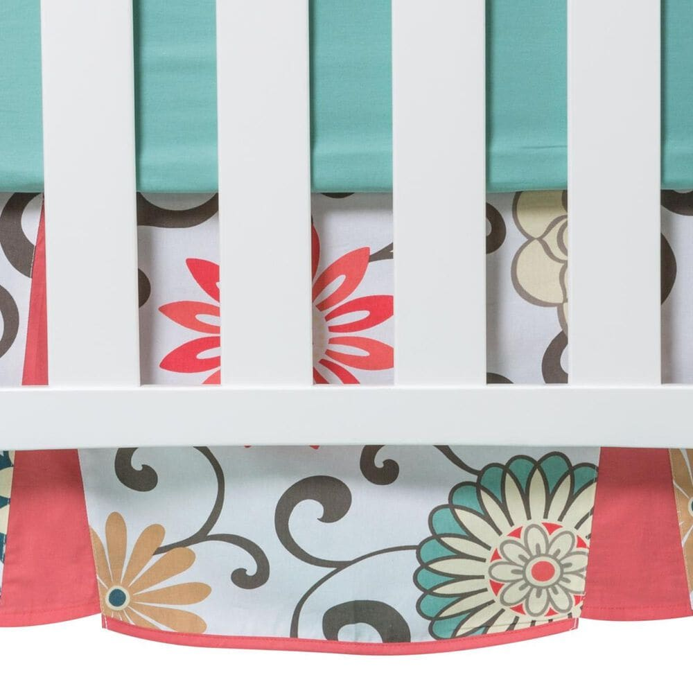 Trend Lab LLC Waverly Pom Pom Play 4-Piece Crib Bedding Set, , large