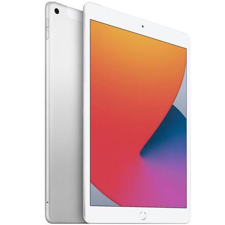 Apple 10.2 inch iPad (Latest Model) Wi-Fi 32GB - Silver