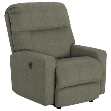Best Home Furnishings Kenley Power Rocker Recliner in Flint, , large
