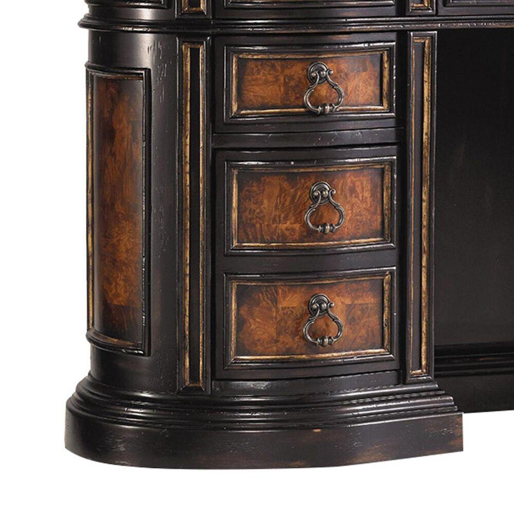 Hooker Furniture Grandover Desk in Blacks, , large