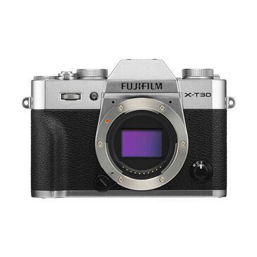 Fujifilm Fujifilm X-T30 Mirrorless Digital Camera Body in Silver, , large