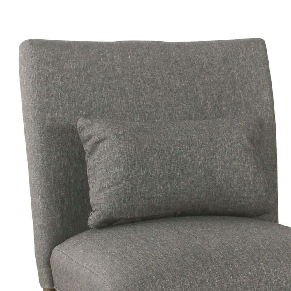 Kinfine Parker Accent Chair in Gray, , large